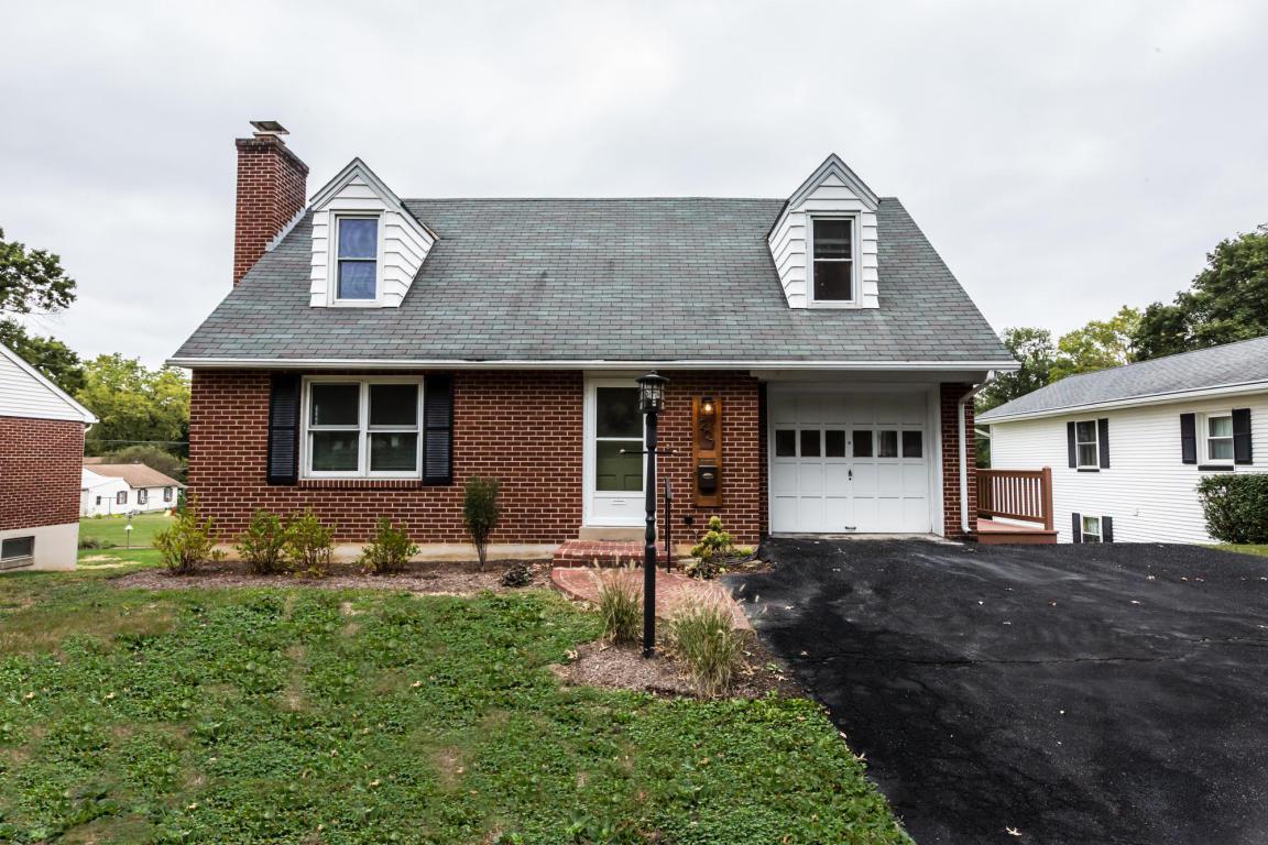 207 Park Avenue, Mount Joy, PA 17552 (MLS #256661) :: The Craig Hartranft Team, Berkshire Hathaway Homesale Realty