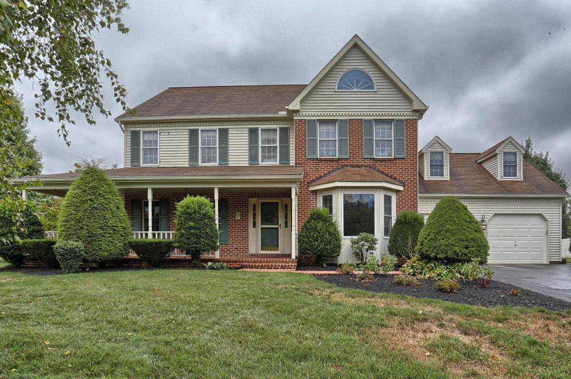 541 Wheatfield Drive, Lititz, PA 17543 (MLS #256811) :: The Craig Hartranft Team, Berkshire Hathaway Homesale Realty