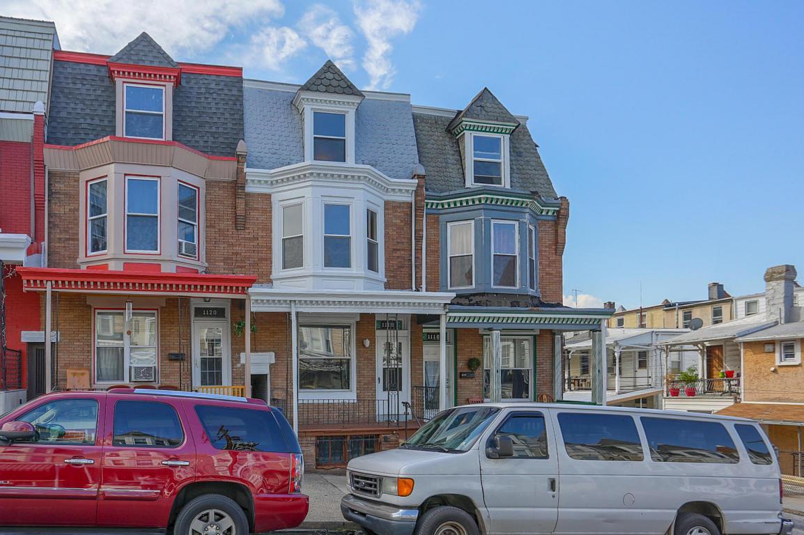 1118 Marion Street, Reading, PA 19604 (MLS #256829) :: The Craig Hartranft Team, Berkshire Hathaway Homesale Realty