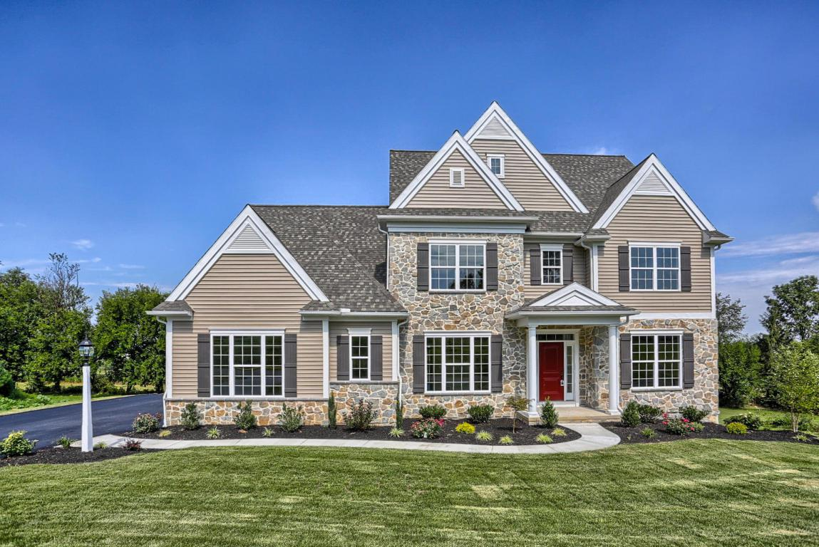 524 Garnet Lane #7, Lititz, PA 17543 (MLS #256865) :: The Craig Hartranft Team, Berkshire Hathaway Homesale Realty