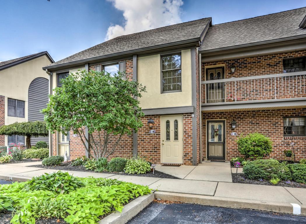 16 Amberley Way, Lititz, PA 17543 (MLS #256892) :: The Craig Hartranft Team, Berkshire Hathaway Homesale Realty