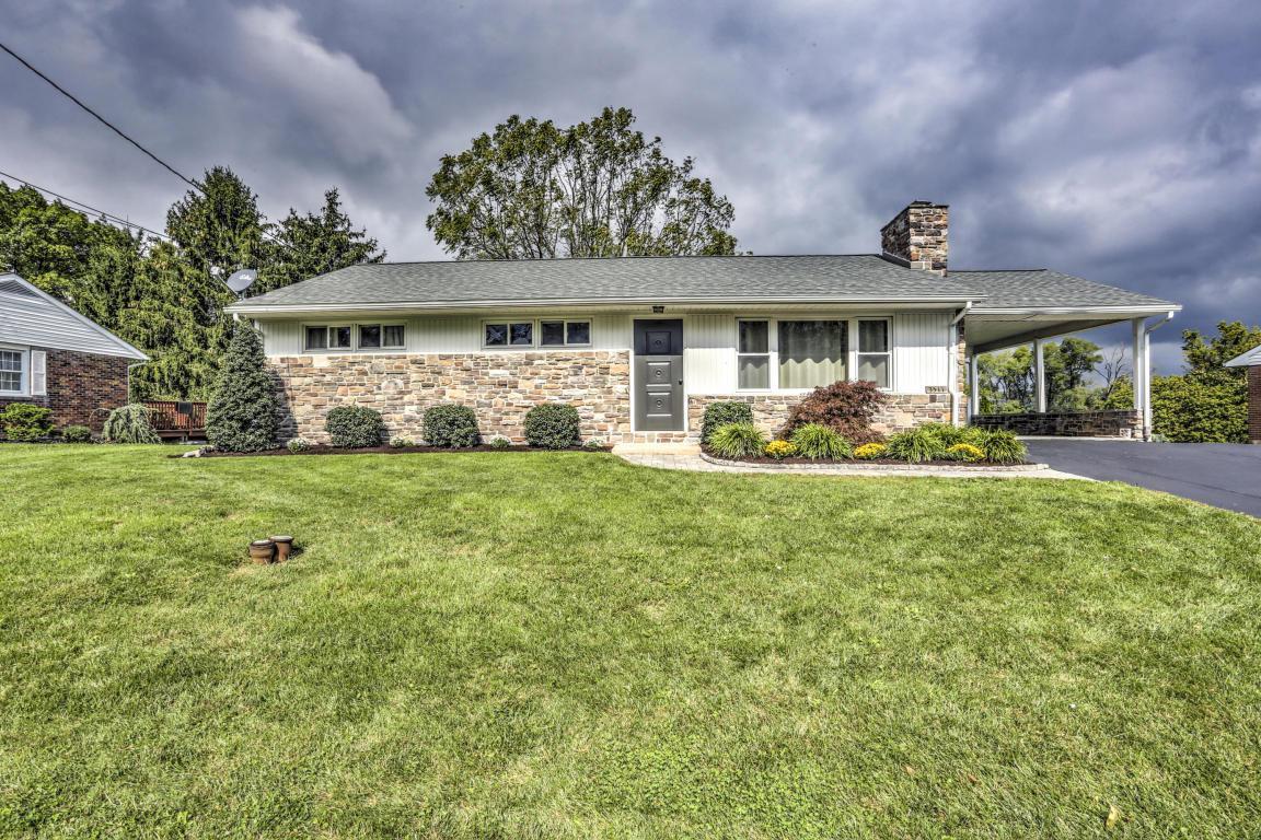 3511 South Street, Morgantown, PA 19543 (MLS #256986) :: The Craig Hartranft Team, Berkshire Hathaway Homesale Realty