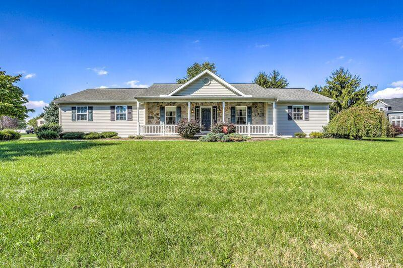521 Airport Road, New Holland, PA 17557 (MLS #257089) :: The Craig Hartranft Team, Berkshire Hathaway Homesale Realty