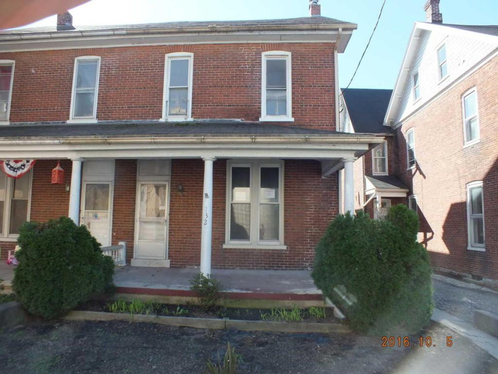 132 W Harrisburg Avenue, Elizabethtown, PA 17022 (MLS #257123) :: The Craig Hartranft Team, Berkshire Hathaway Homesale Realty