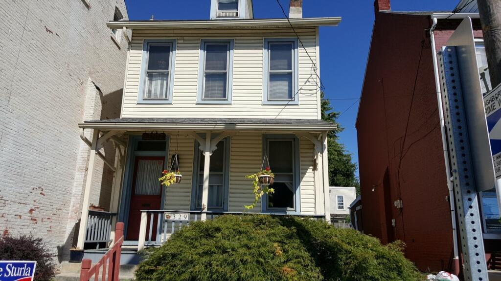 329 E Walnut Street, Lancaster, PA 17602 (MLS #257139) :: The Craig Hartranft Team, Berkshire Hathaway Homesale Realty