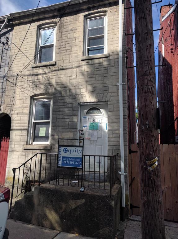 615 High Street, Lancaster, PA 17603 (MLS #257152) :: The Craig Hartranft Team, Berkshire Hathaway Homesale Realty