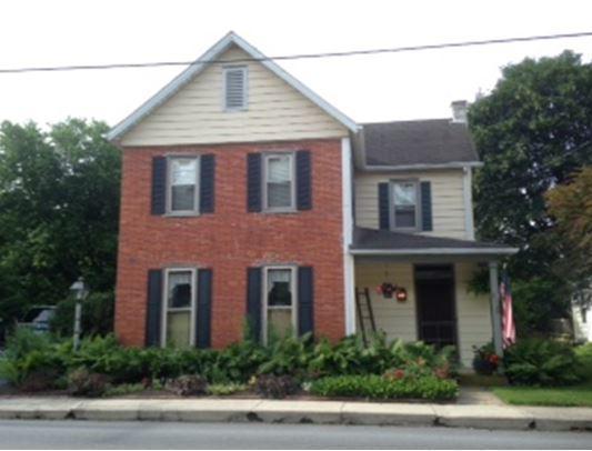 214 E Main Street, Brownstown, PA 17508 (MLS #257174) :: The Craig Hartranft Team, Berkshire Hathaway Homesale Realty