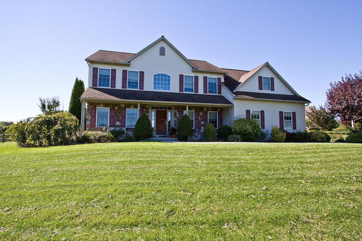 20 Farmington Way, New Providence, PA 17560 (MLS #257199) :: The Craig Hartranft Team, Berkshire Hathaway Homesale Realty