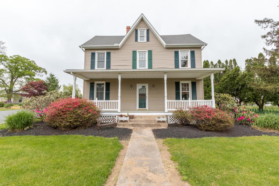 789 Church Road, Quarryville, PA 17566 (MLS #257206) :: The Craig Hartranft Team, Berkshire Hathaway Homesale Realty
