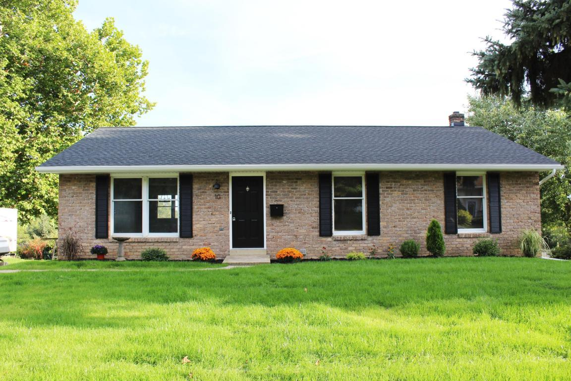 10 Briarcliff Road, Elizabethtown, PA 17022 (MLS #257252) :: The Craig Hartranft Team, Berkshire Hathaway Homesale Realty