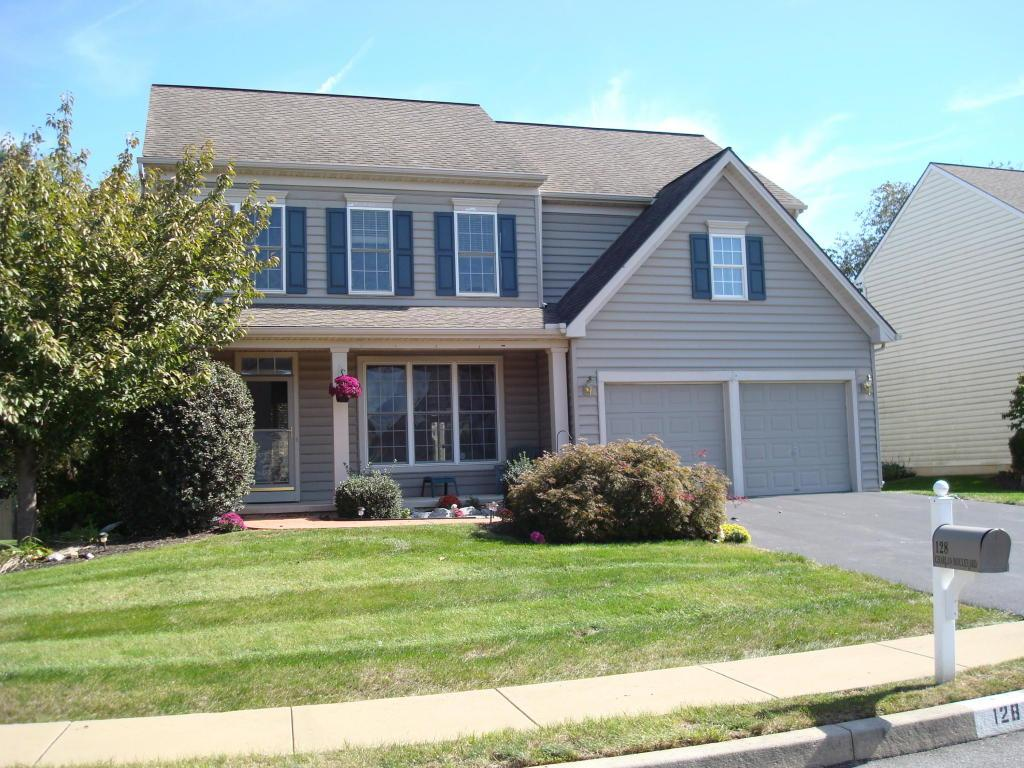 128 Charlan Boulevard, Mount Joy, PA 17552 (MLS #257255) :: The Craig Hartranft Team, Berkshire Hathaway Homesale Realty