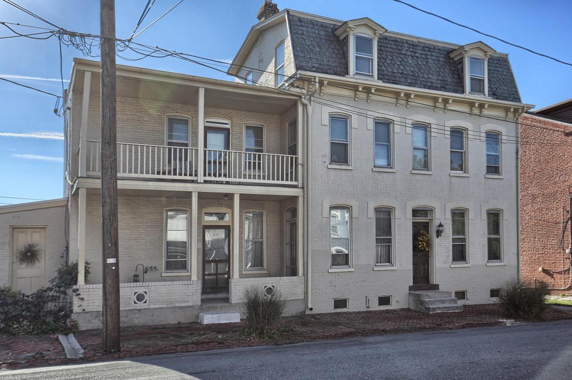 644 Chestnut Street, Columbia, PA 17512 (MLS #257260) :: The Craig Hartranft Team, Berkshire Hathaway Homesale Realty
