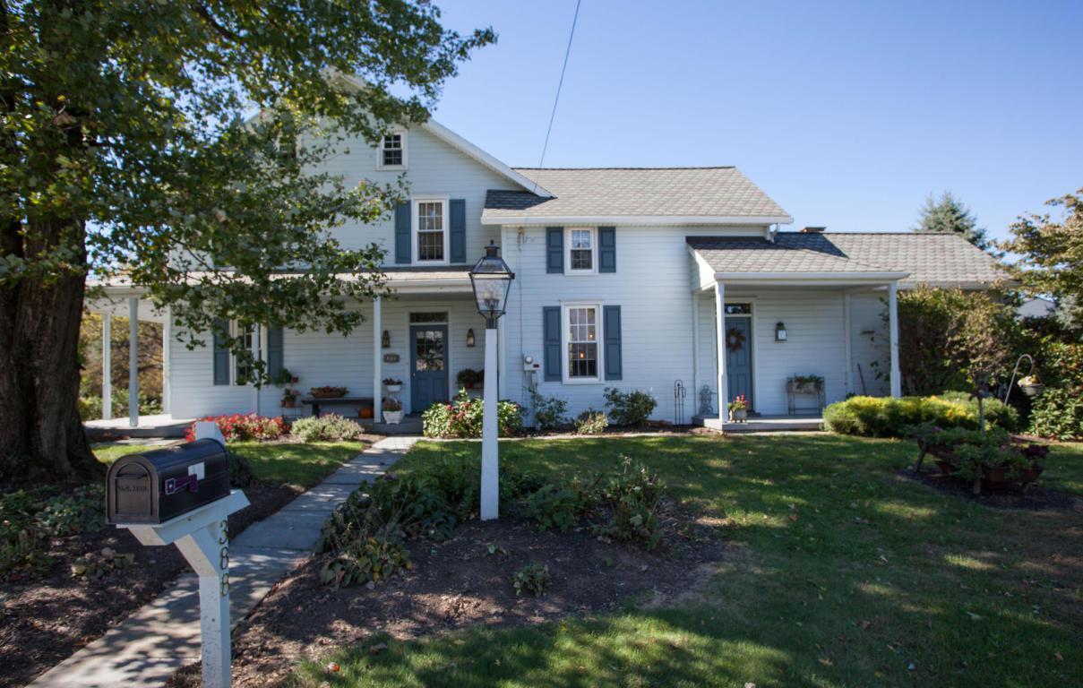 388 Hereford Road, Elizabethtown, PA 17022 (MLS #257269) :: The Craig Hartranft Team, Berkshire Hathaway Homesale Realty