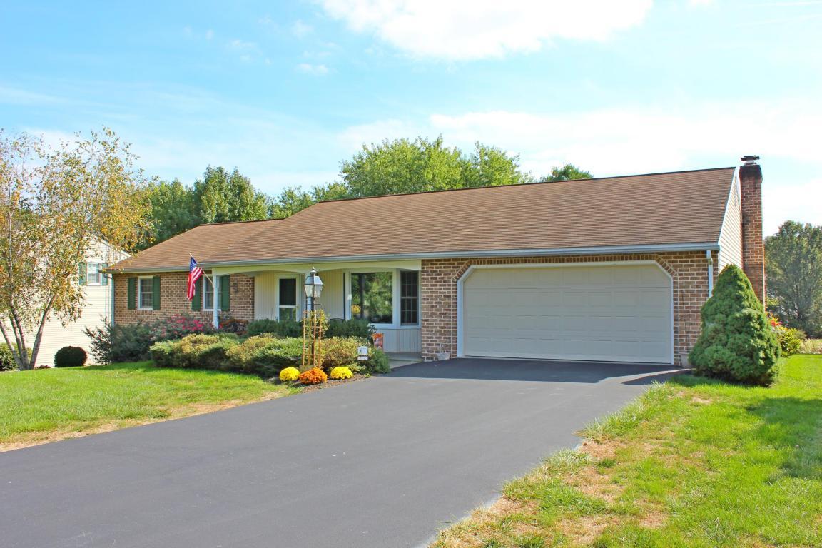 114 Pleasant View Drive, Lititz, PA 17543 (MLS #257282) :: The Craig Hartranft Team, Berkshire Hathaway Homesale Realty