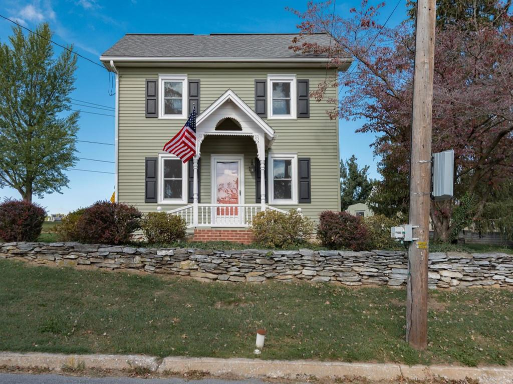 332 Marietta Avenue, Mount Joy, PA 17552 (MLS #257306) :: The Craig Hartranft Team, Berkshire Hathaway Homesale Realty