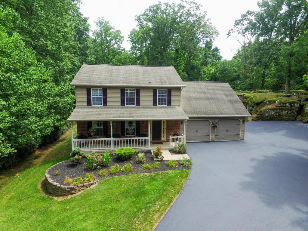 511 Holtzman Road, Reinholds, PA 17569 (MLS #257319) :: The Craig Hartranft Team, Berkshire Hathaway Homesale Realty