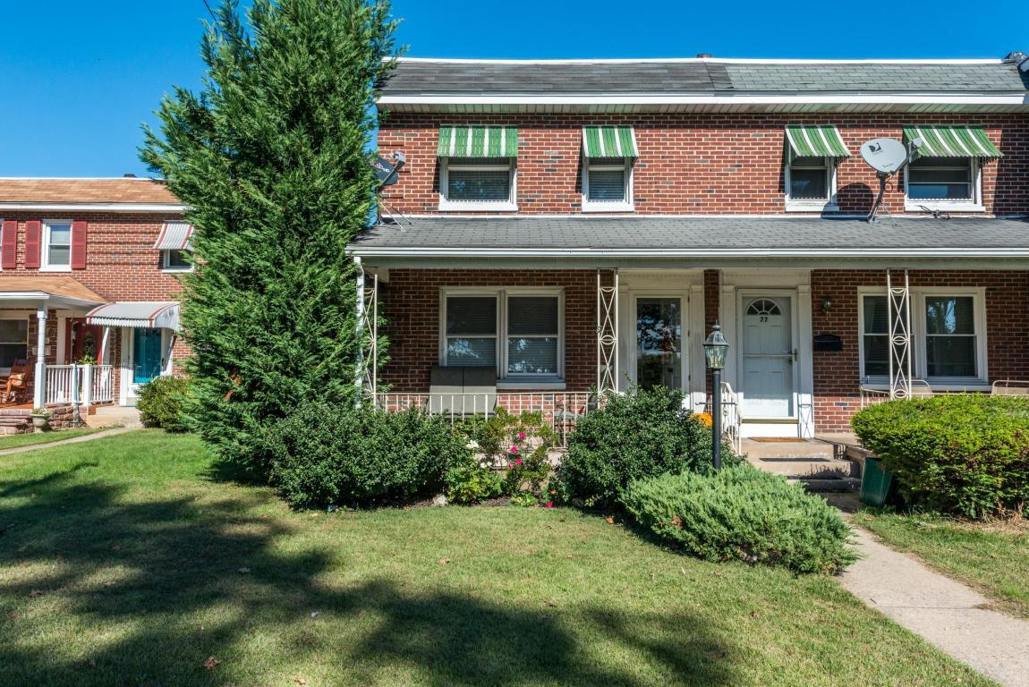 75 Hershey Avenue, Lancaster, PA 17603 (MLS #257320) :: The Craig Hartranft Team, Berkshire Hathaway Homesale Realty