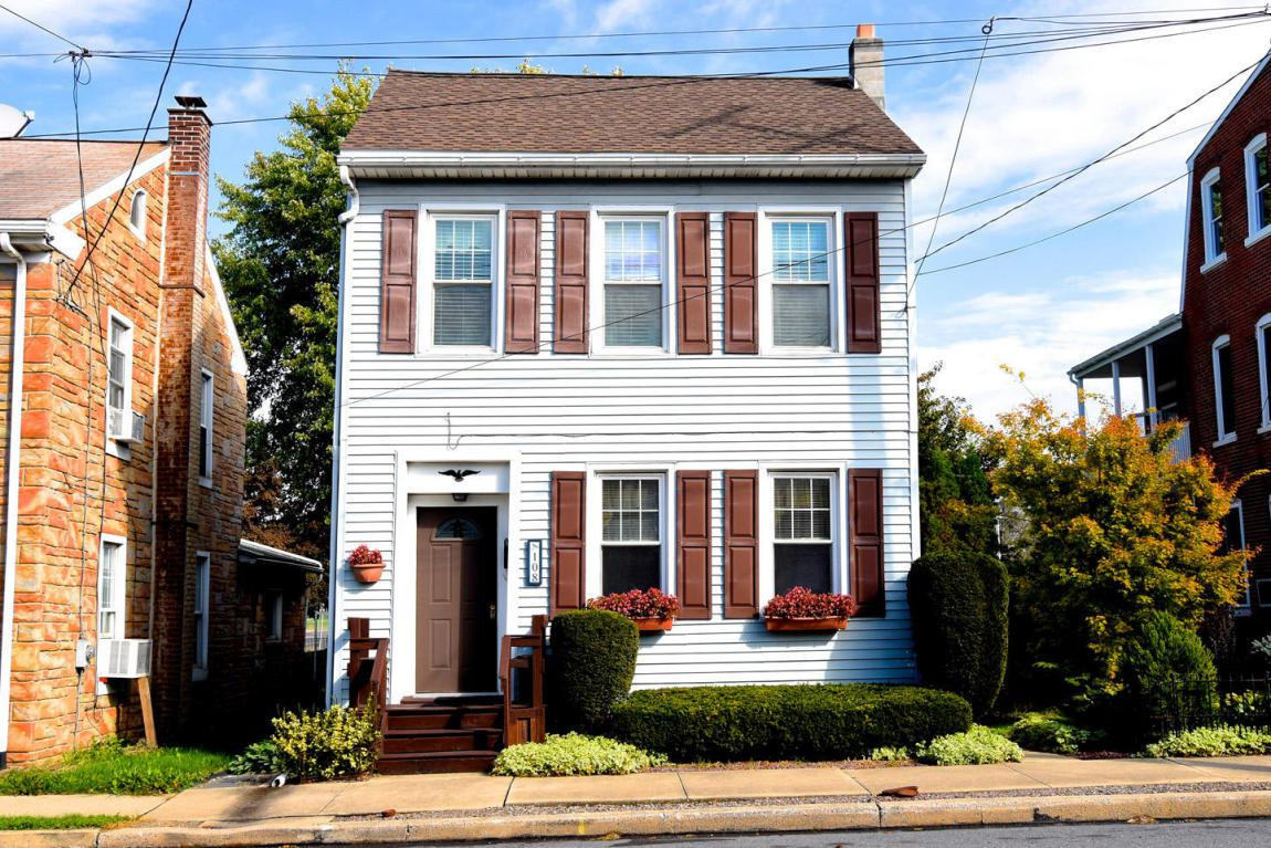 108 S College Street, Myerstown, PA 17067 (MLS #257374) :: The Craig Hartranft Team, Berkshire Hathaway Homesale Realty