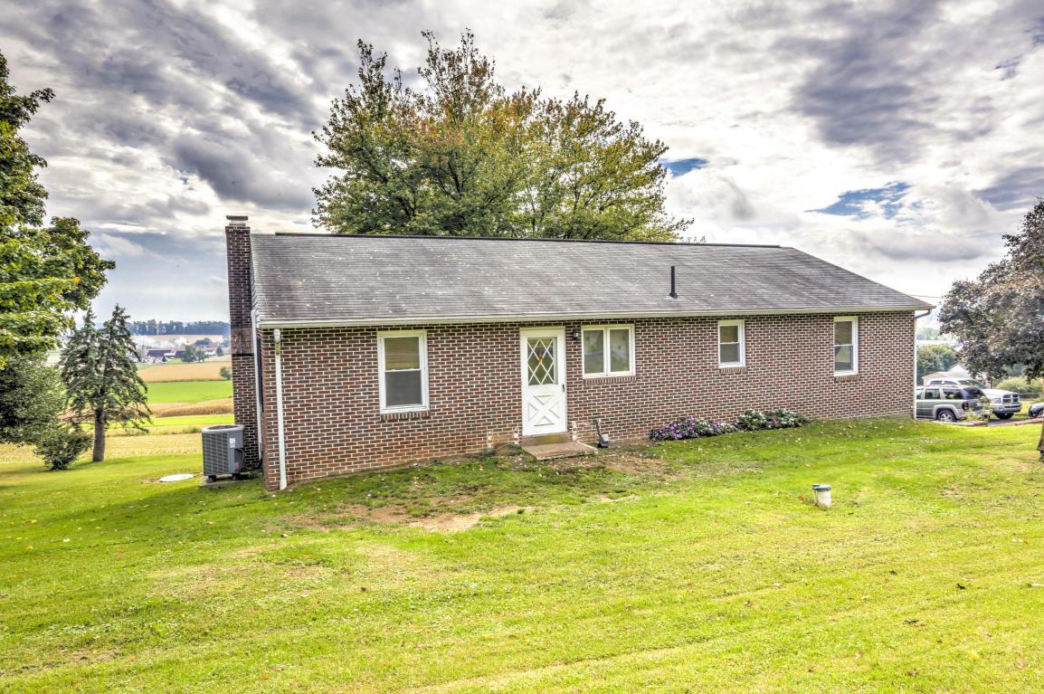 136 Hill Road, New Holland, PA 17557 (MLS #257376) :: The Craig Hartranft Team, Berkshire Hathaway Homesale Realty