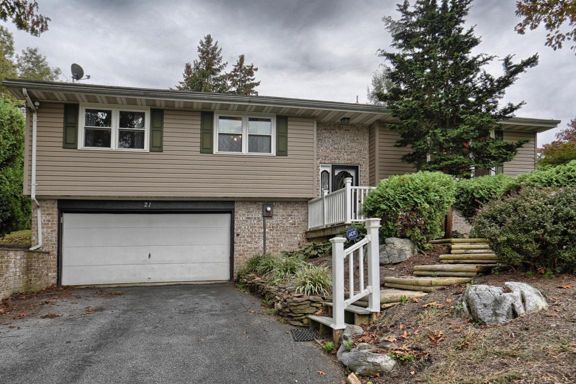 21 Woodland Avenue, Lititz, PA 17543 (MLS #257378) :: The Craig Hartranft Team, Berkshire Hathaway Homesale Realty