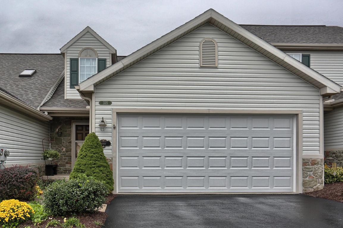 335 Hill Street, Mount Joy, PA 17552 (MLS #257405) :: The Craig Hartranft Team, Berkshire Hathaway Homesale Realty