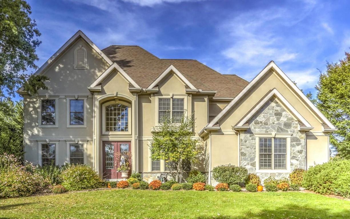 679 Bent Creek Drive, Lititz, PA 17543 (MLS #257406) :: The Craig Hartranft Team, Berkshire Hathaway Homesale Realty
