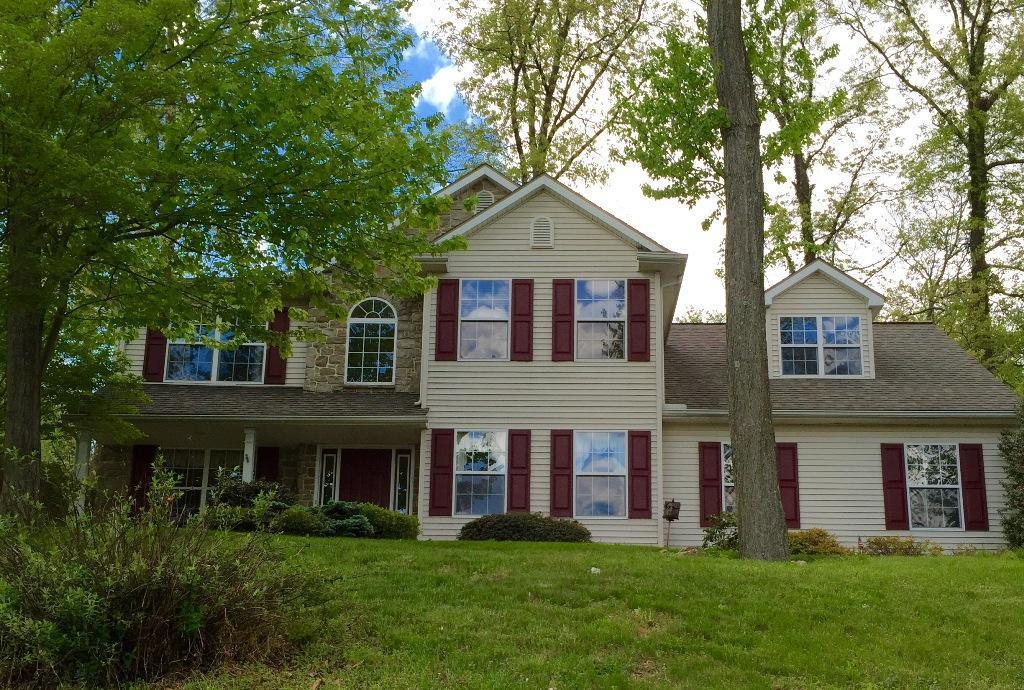 941 Hidden Hollow Drive, Gap, PA 17527 (MLS #257411) :: The Craig Hartranft Team, Berkshire Hathaway Homesale Realty