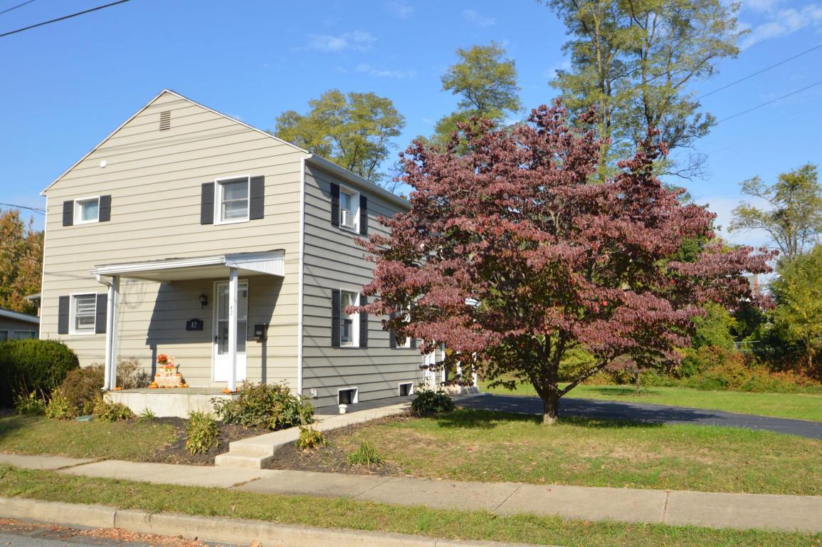 42 Columbia Avenue, Mount Joy, PA 17552 (MLS #257486) :: The Craig Hartranft Team, Berkshire Hathaway Homesale Realty