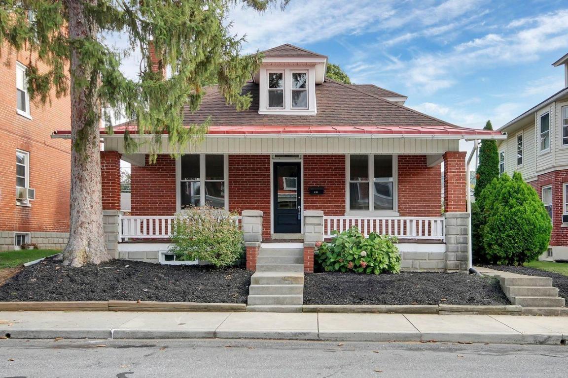 141 Park Avenue, Ephrata, PA 17522 (MLS #257517) :: The Craig Hartranft Team, Berkshire Hathaway Homesale Realty