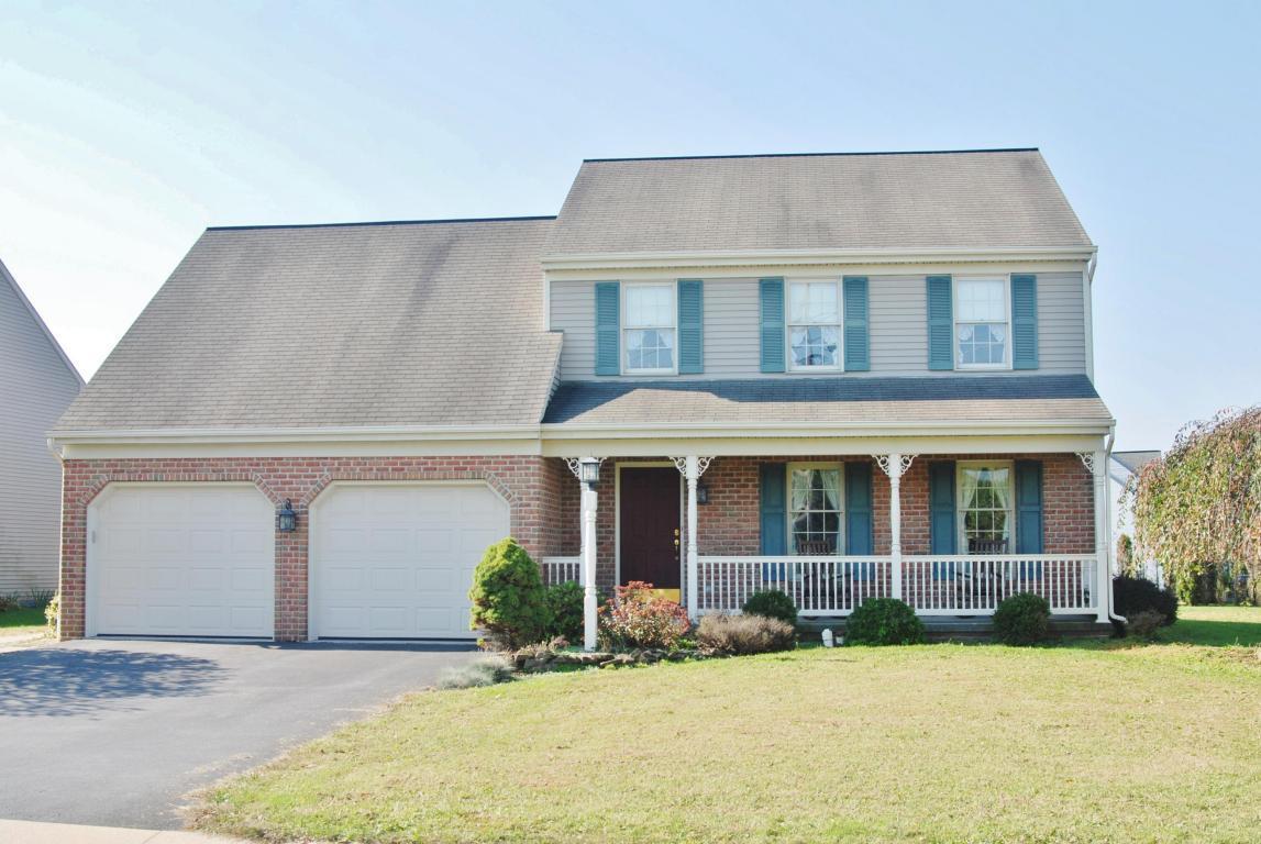 78 Shefford Drive, Elizabethtown, PA 17022 (MLS #257616) :: The Craig Hartranft Team, Berkshire Hathaway Homesale Realty