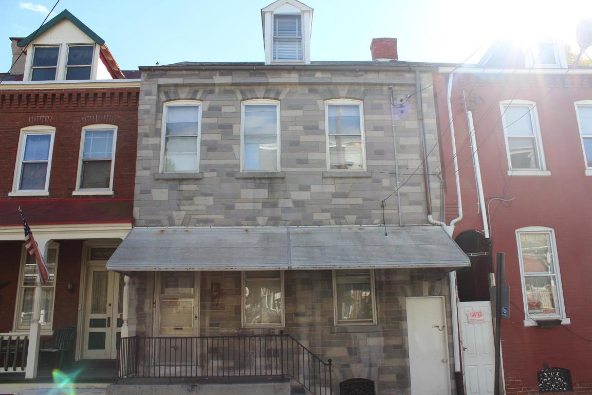 408 W Vine Street, Lancaster, PA 17603 (MLS #258382) :: The Craig Hartranft Team, Berkshire Hathaway Homesale Realty