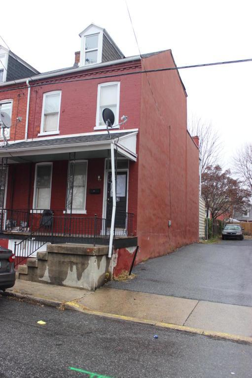 442 Lafayette Street, Lancaster, PA 17603 (MLS #259155) :: The Craig Hartranft Team, Berkshire Hathaway Homesale Realty