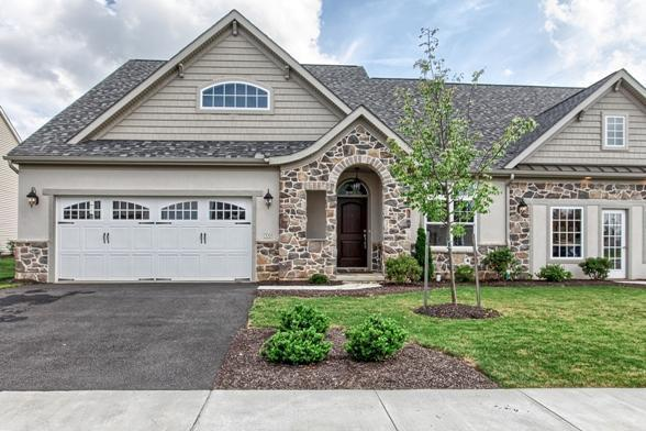 514 Springbrook Drive #18, Palmyra, PA 17078 (MLS #261381) :: The Craig Hartranft Team, Berkshire Hathaway Homesale Realty