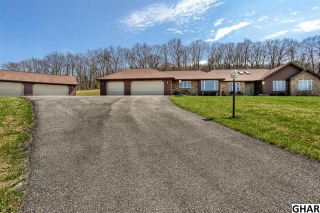 376 Coonhunter, Middleburg, PA 17842 (MLS #263832) :: The Craig Hartranft Team, Berkshire Hathaway Homesale Realty