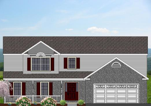 00 Franklin - Mountain Meadows Tbb, Myerstown, PA 17067 (MLS #263881) :: The Craig Hartranft Team, Berkshire Hathaway Homesale Realty
