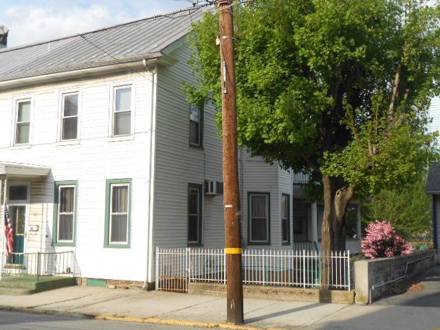 95 S Tulpehocken Street, Pine Grove, PA 17963 (MLS #264410) :: The Craig Hartranft Team, Berkshire Hathaway Homesale Realty