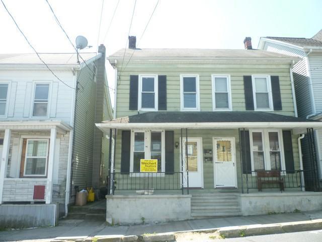 135 W Laurel Street, Tremont, PA 17981 (MLS #265246) :: The Craig Hartranft Team, Berkshire Hathaway Homesale Realty
