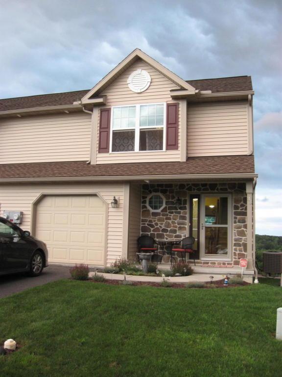 33 Marsha Drive, Cressona, PA 17929 (MLS #265600) :: The Craig Hartranft Team, Berkshire Hathaway Homesale Realty