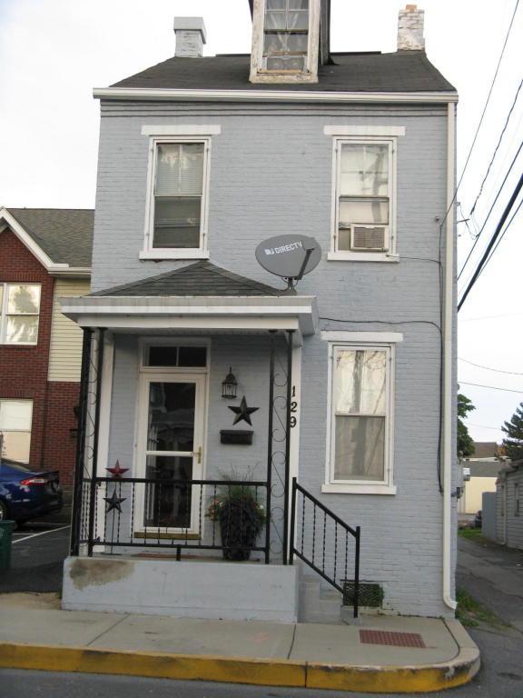 129 N Fourth Street, Columbia, PA 17512 (MLS #267915) :: The Craig Hartranft Team, Berkshire Hathaway Homesale Realty