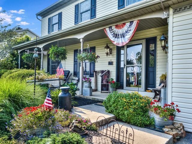 183 Krantz Mill Road, New Providence, PA 17560 (MLS #267983) :: The Craig Hartranft Team, Berkshire Hathaway Homesale Realty