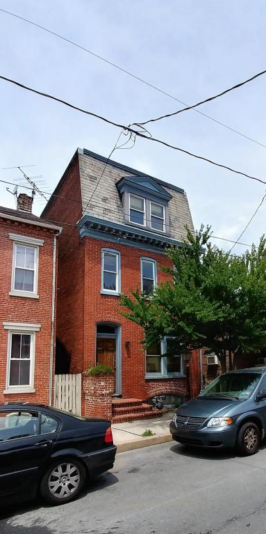 349 Cherry Street, Columbia, PA 17512 (MLS #267998) :: The Craig Hartranft Team, Berkshire Hathaway Homesale Realty