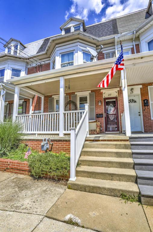 27 S Franklin Street, Red Lion, PA 17356 (MLS #268167) :: The Craig Hartranft Team, Berkshire Hathaway Homesale Realty