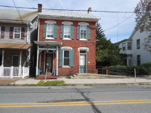 91 S Tulpehocken Street, Pine Grove, PA 17963 (MLS #269742) :: The Craig Hartranft Team, Berkshire Hathaway Homesale Realty