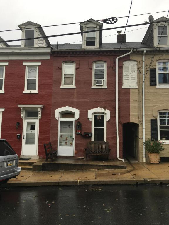 282 S Fourth Street, Columbia, PA 17512 (MLS #269852) :: The Craig Hartranft Team, Berkshire Hathaway Homesale Realty
