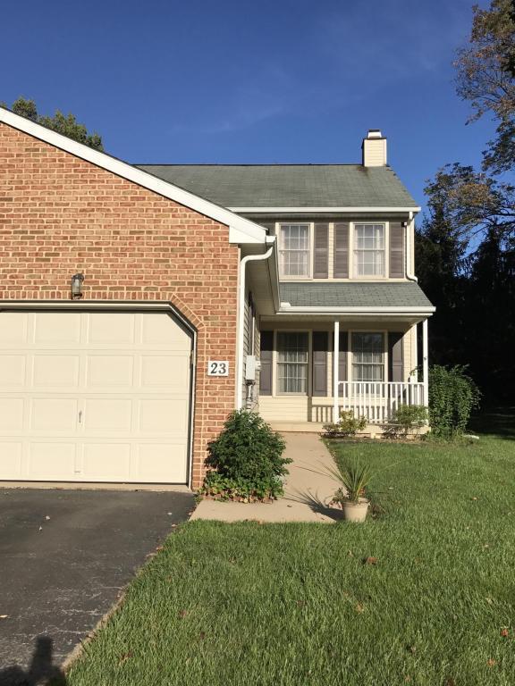 23 Greythorne Road, Lancaster, PA 17603 (MLS #270661) :: The Craig Hartranft Team, Berkshire Hathaway Homesale Realty
