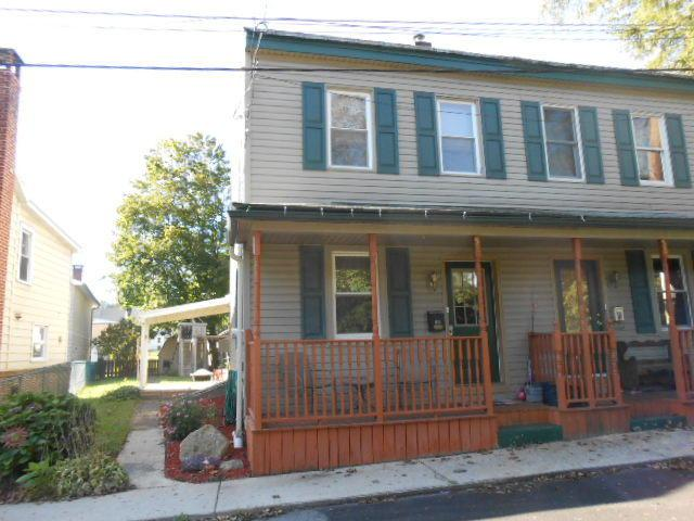 58 Carbon Street, Pine Grove, PA 17963 (MLS #271450) :: The Craig Hartranft Team, Berkshire Hathaway Homesale Realty