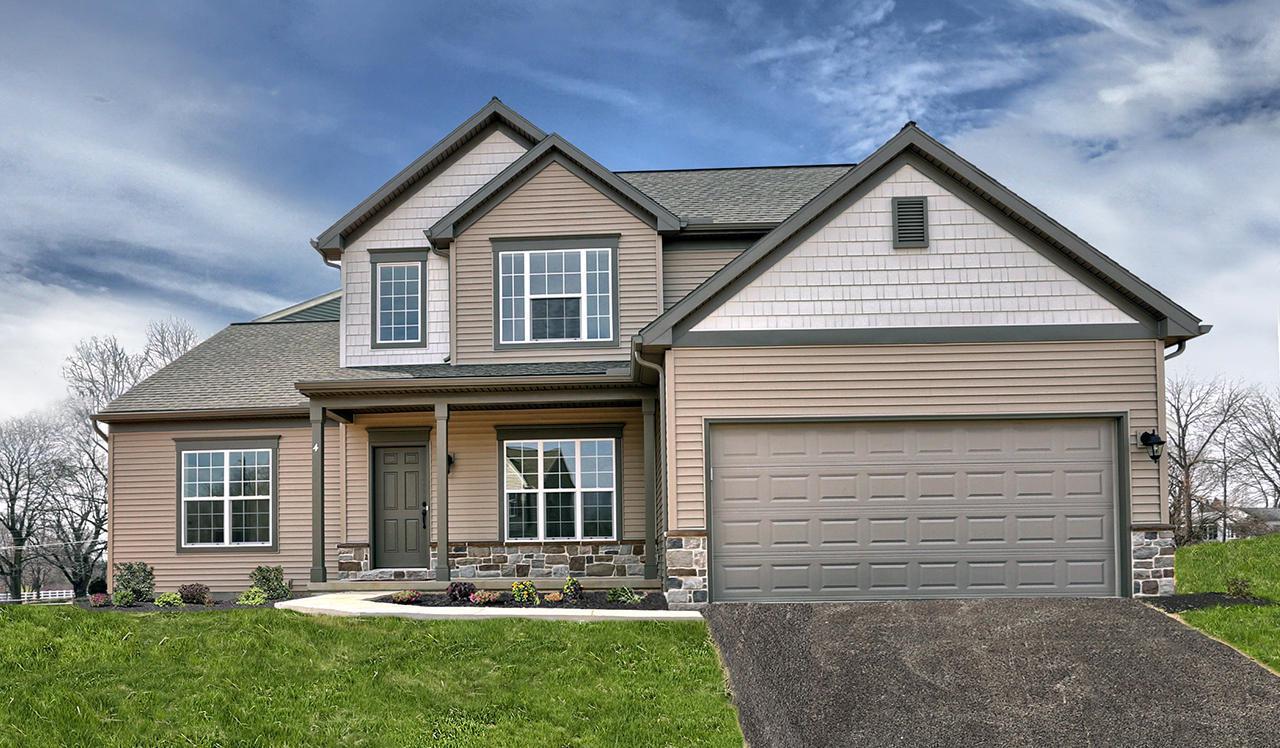 4 Creekside Drive #10, Lebanon, PA 17042 (MLS #242728) :: The Craig Hartranft Team, Berkshire Hathaway Homesale Realty