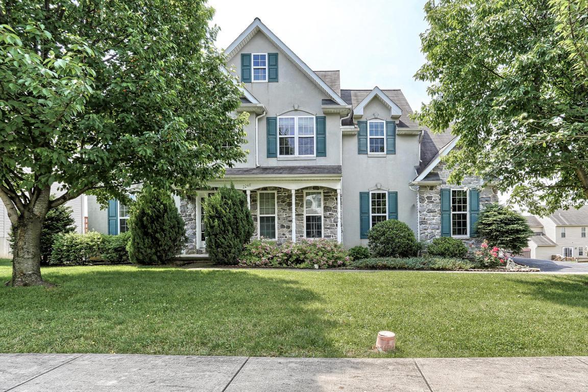 2248 Spring Valley Road, Lancaster, PA 17601 (MLS #252321) :: The Craig Hartranft Team, Berkshire Hathaway Homesale Realty