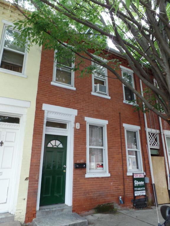 16 Conestoga Street, Lancaster, PA 17603 (MLS #252542) :: The Craig Hartranft Team, Berkshire Hathaway Homesale Realty