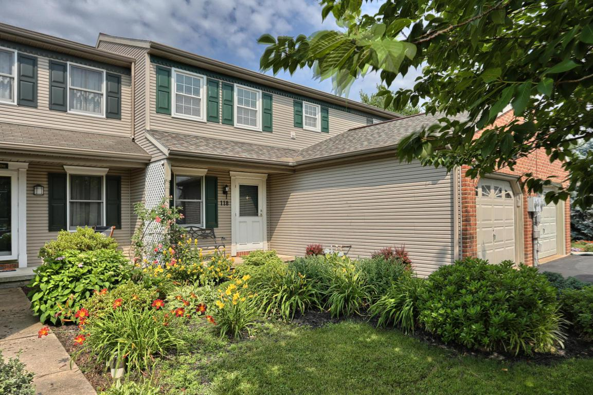 118 Palm Lane, Lebanon, PA 17042 (MLS #253004) :: The Craig Hartranft Team, Berkshire Hathaway Homesale Realty